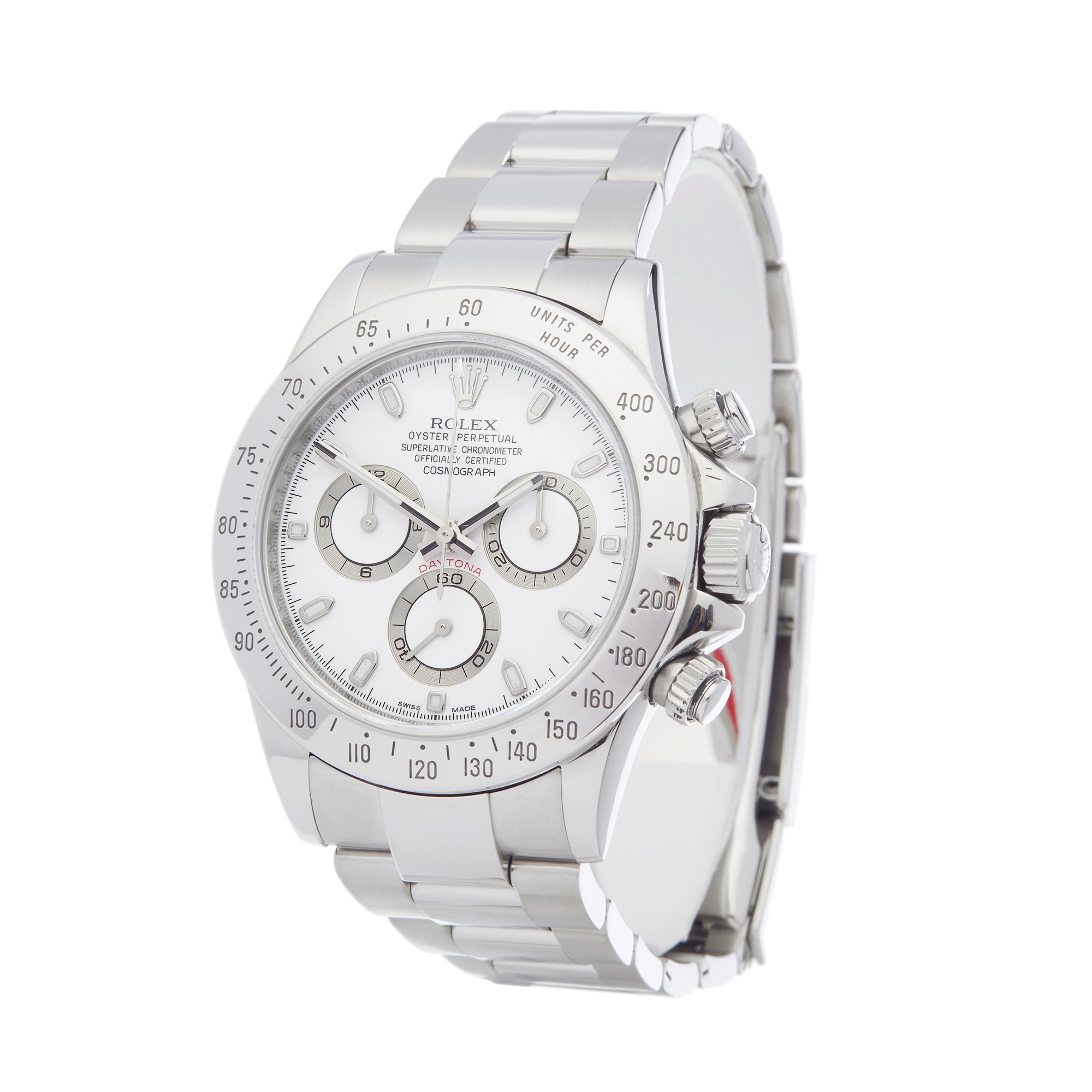 Rolex Daytona APH Chronograph Stainless Steel 116520