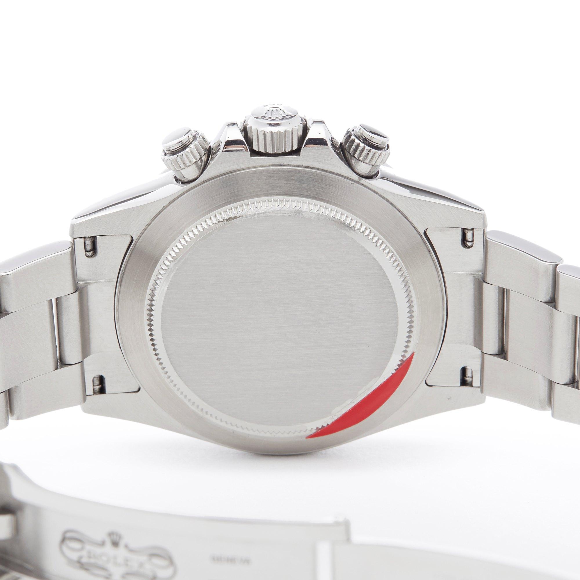 Rolex Daytona APH Chronograph Roestvrij Staal 116520