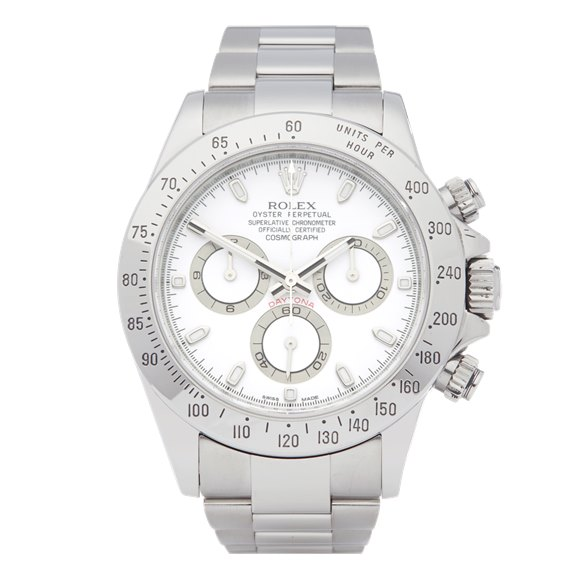 Rolex Daytona APH Chronograph Stainless Steel - 116520