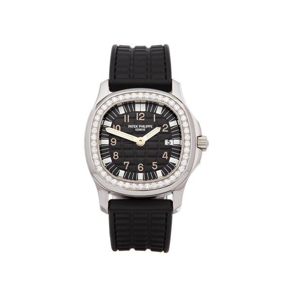 Patek Philippe Aquanaut Diamond Stainless Steel - 4961A