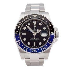 Rolex GMT-Master II Batman Stainless Steel - 116710BLNR