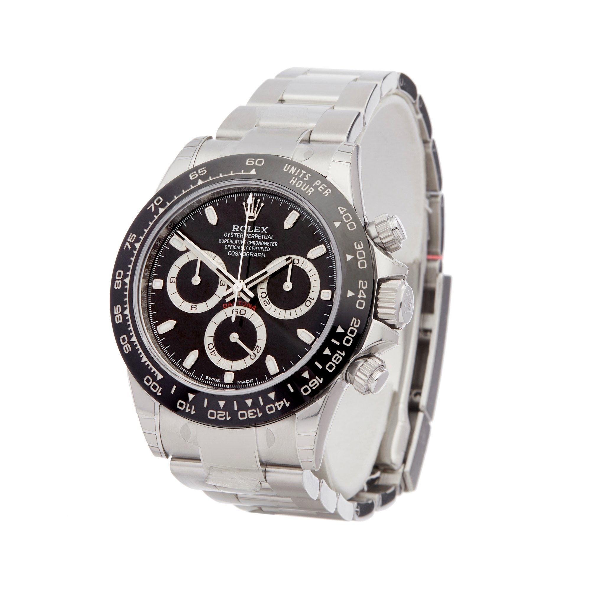 Rolex Daytona Chronograph NOS Stainless Steel 116500LN