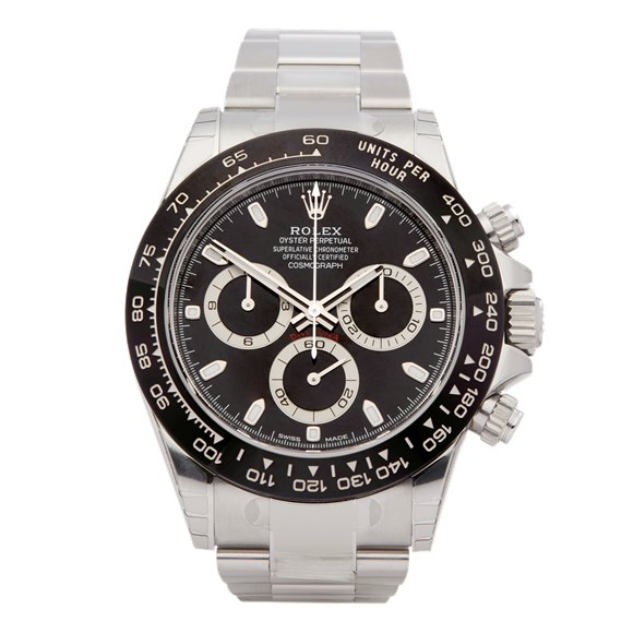 Rolex Daytona Chronograph NOS Stainless Steel - 116500LN