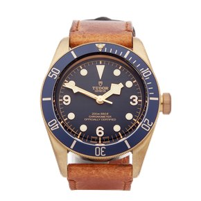 Tudor Black Bay Bucherer Blue Bronze - 79250BB