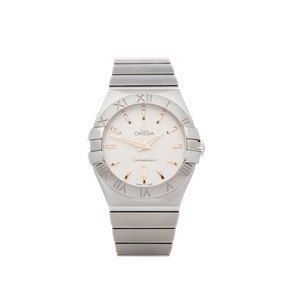 Omega Constellation Stainless Steel - 123.10.27.60.02.004