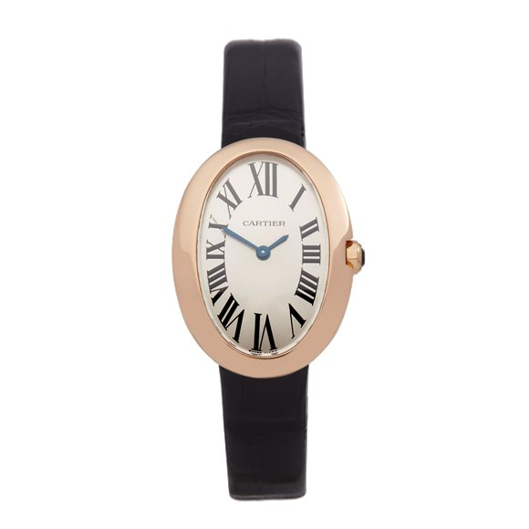 Cartier Baignoire 18k Rose Gold - 3064