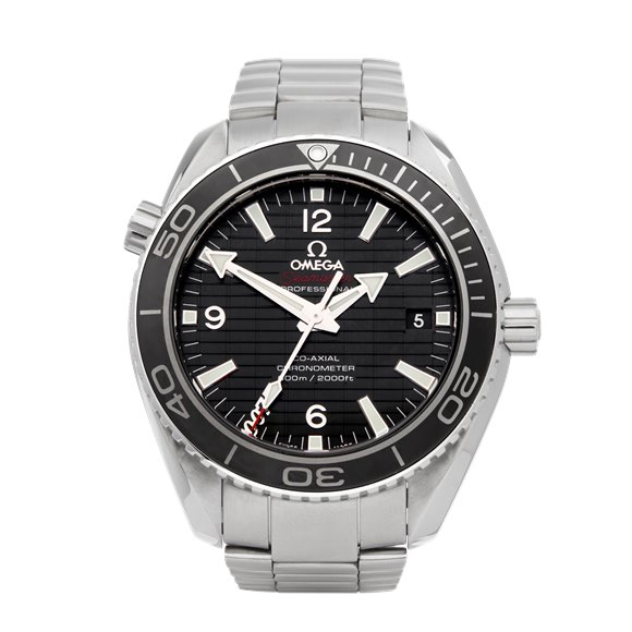 Omega Seamaster 007 James Bond Stainless Steel - 23230422101004