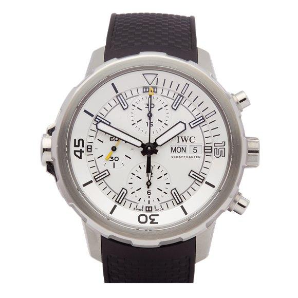 IWC Schaffhausen Aquatimer Chronograph Stainless Steel - IW376801