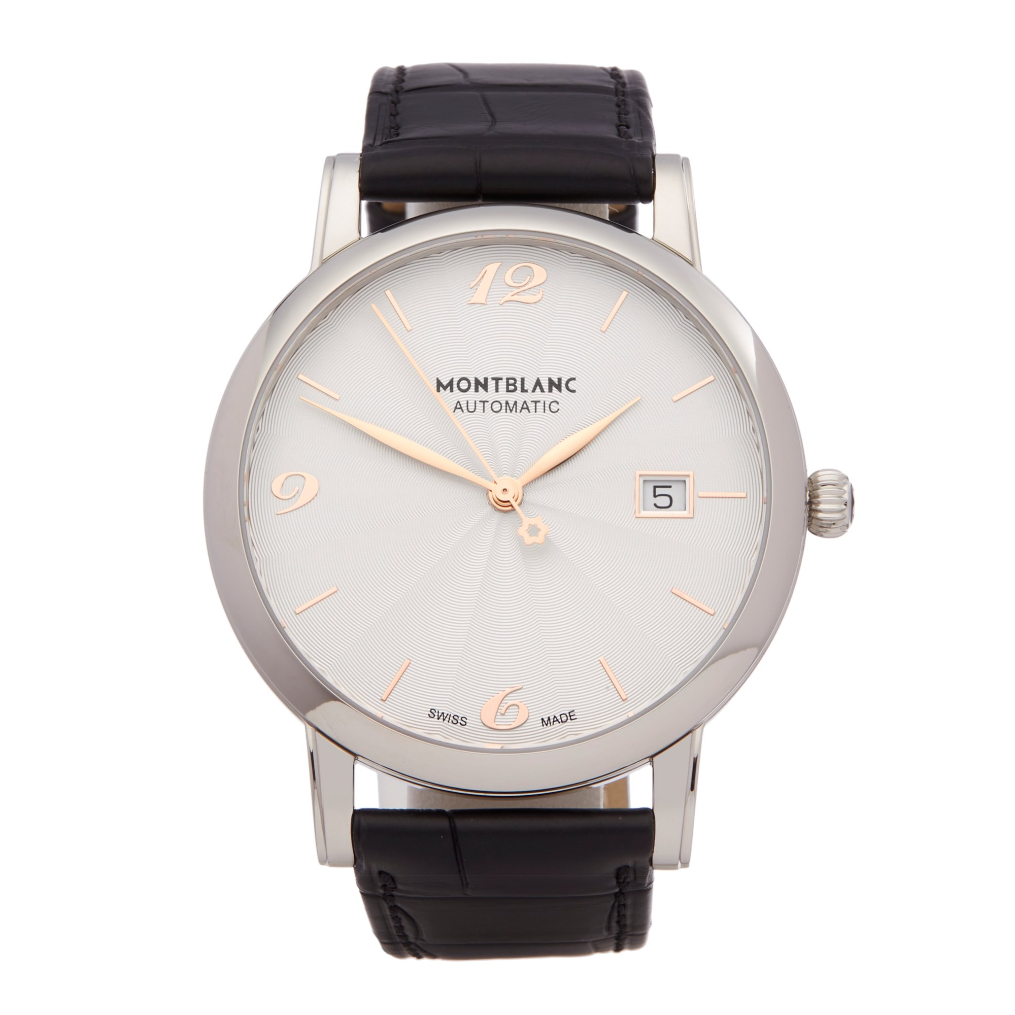 Montblanc Star Classique Stainless Steel 113823