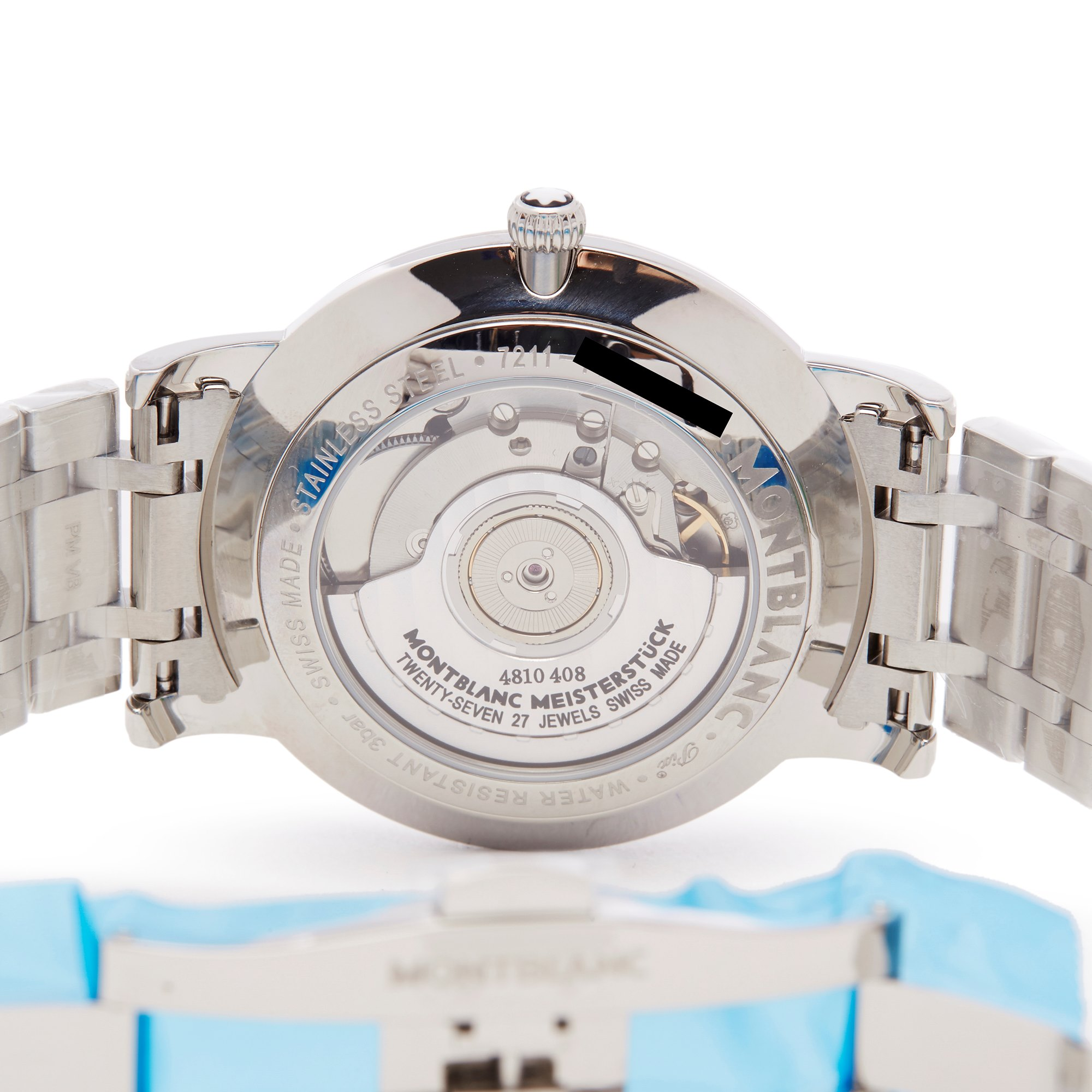 Montblanc Star Classique Stainless Steel 110589
