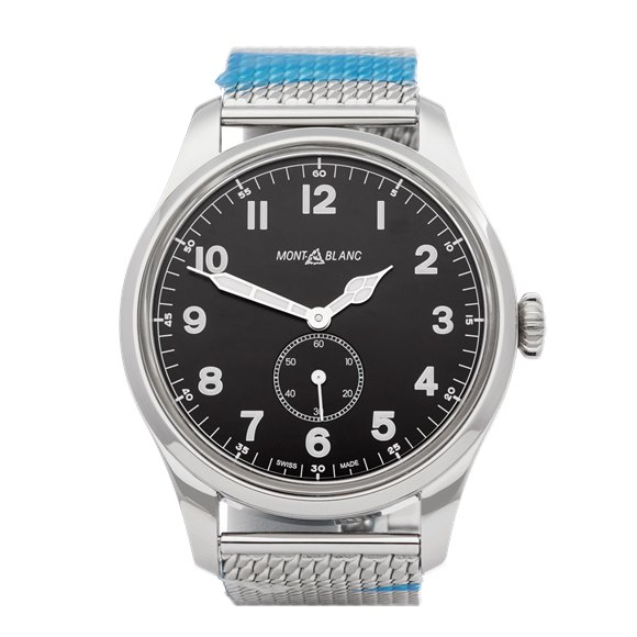 Montblanc 1858 Stainless Steel - 112639