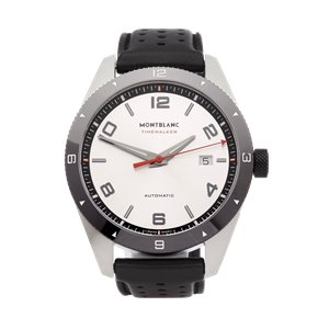 Montblanc Timewalker Stainless Steel - 116058