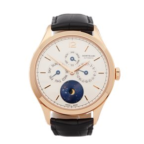 Montblanc Heritage Chonométrie Annual Calendar 18k Yellow Gold - 112537