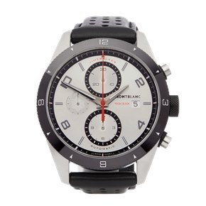 Montblanc Timewalker Chronograph Stainless Steel - 116100