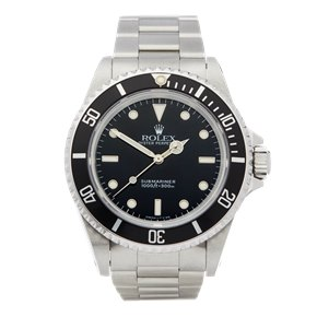 Rolex Submariner Non Date Stainless Steel - 14060