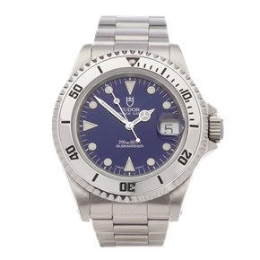 Tudor Submariner Stainless Steel - 79190