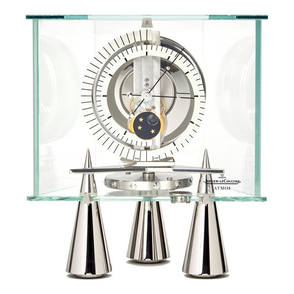 Jaeger-LeCoultre Atmos Clock Glass - 3000