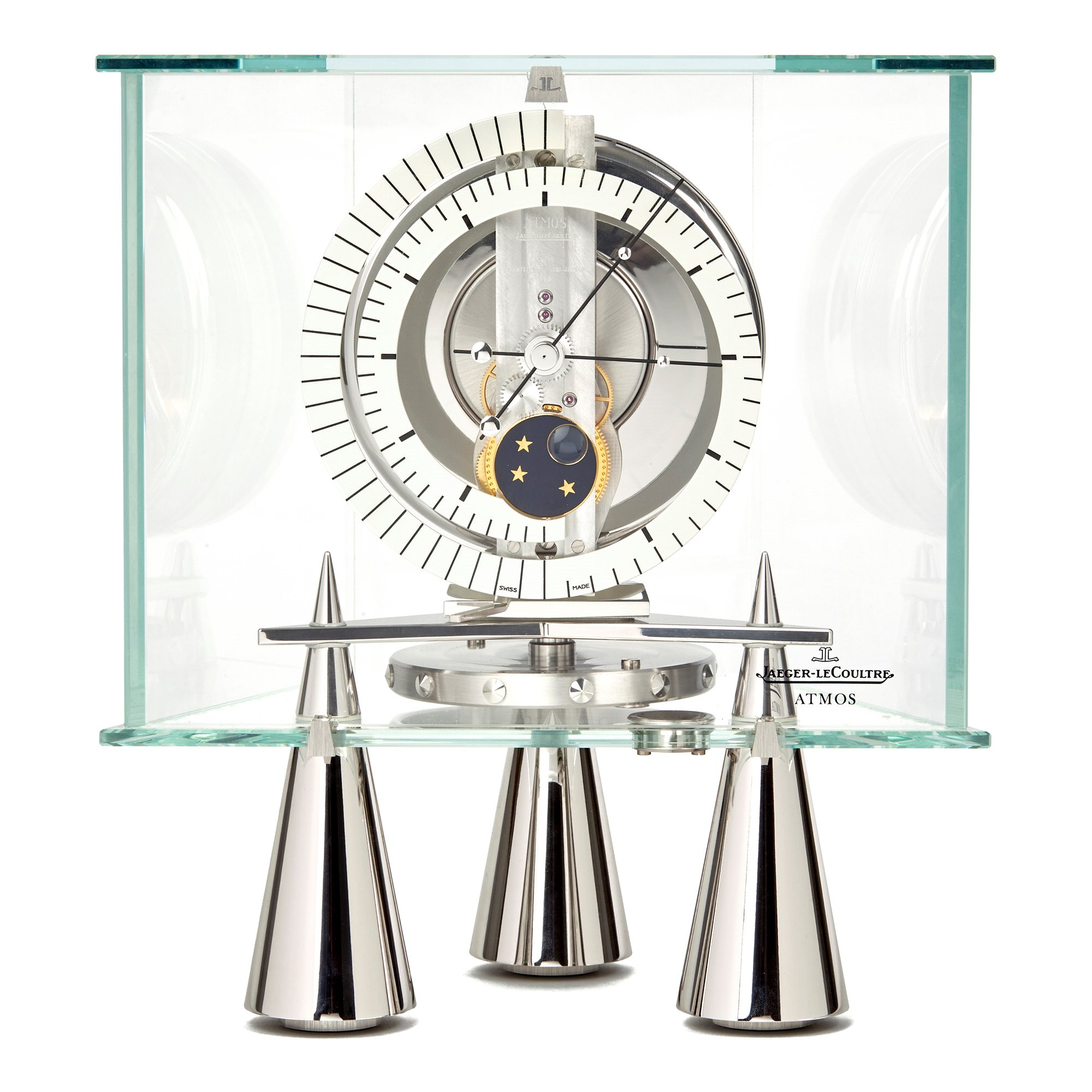 Jaeger-LeCoultre ATMOS Clock Glass 3000