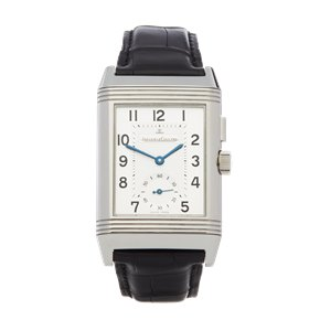 Jaeger-LeCoultre Reverso Night & Day Stainless Steel - 278.8.54