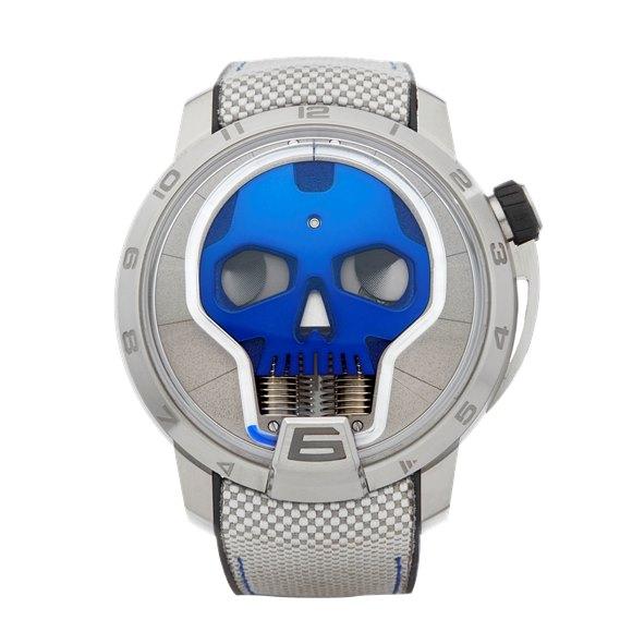 HYT H1 Skull Titanium - S48-TT-33-BF-RA