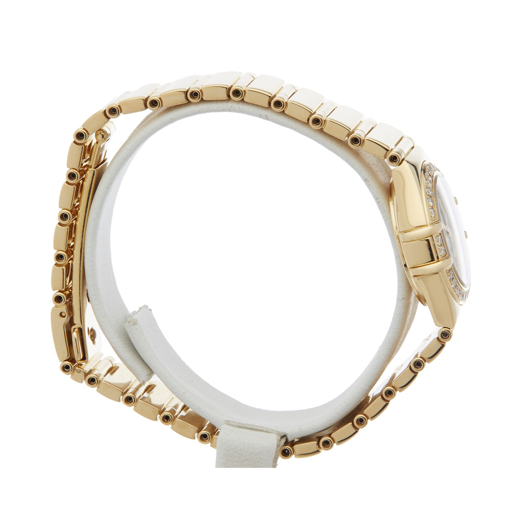 Omega Constellation Diamond Mother Of Pearl Yellow Gold 11647500