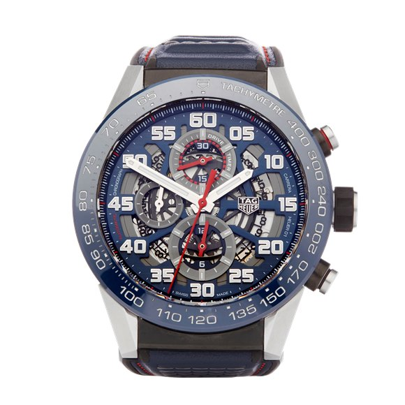 Tag Heuer Carrera Redbull Stainless Steel - XCAR2A1N