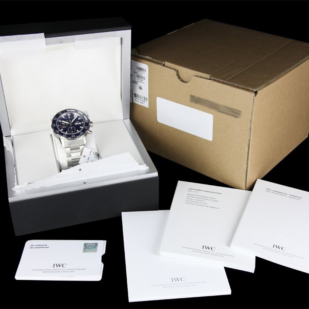 IWC Aquatimer Chronograph Stainless Steel IW376710