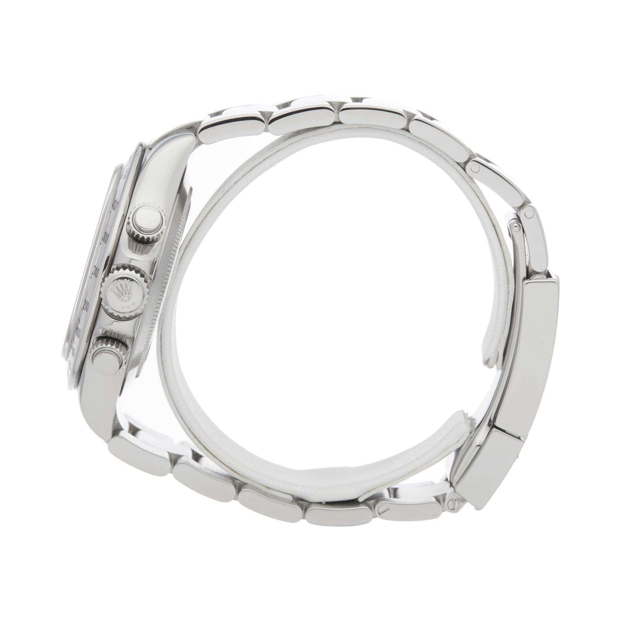 Rolex Daytona Chronograph Stainless Steel 116520