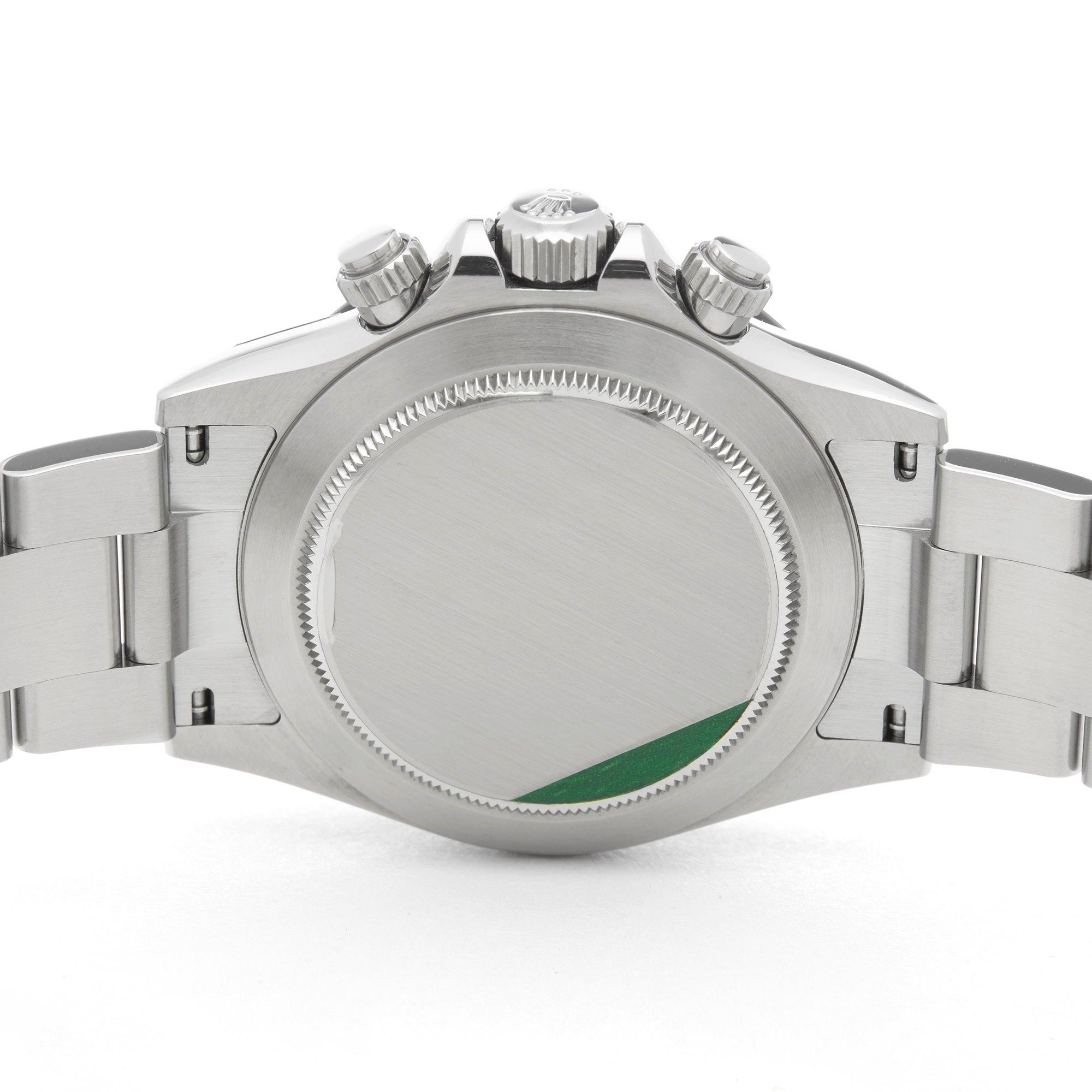 Rolex Daytona Chronograph Roestvrij Staal 116500LN