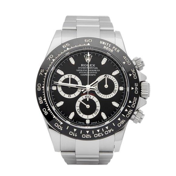 Rolex Daytona Chronograph Stainless Steel - 116500LN