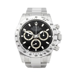 Rolex Daytona Chronograph NOS Stainless Steel - 116520