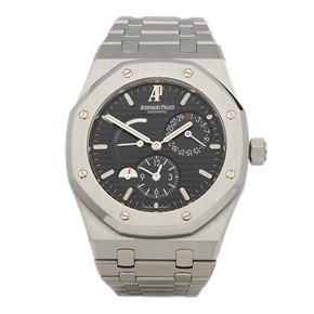 Audemars Piguet Royal Oak Dual Time Stainless Steel - 26120.ST.OO.1220ST.03