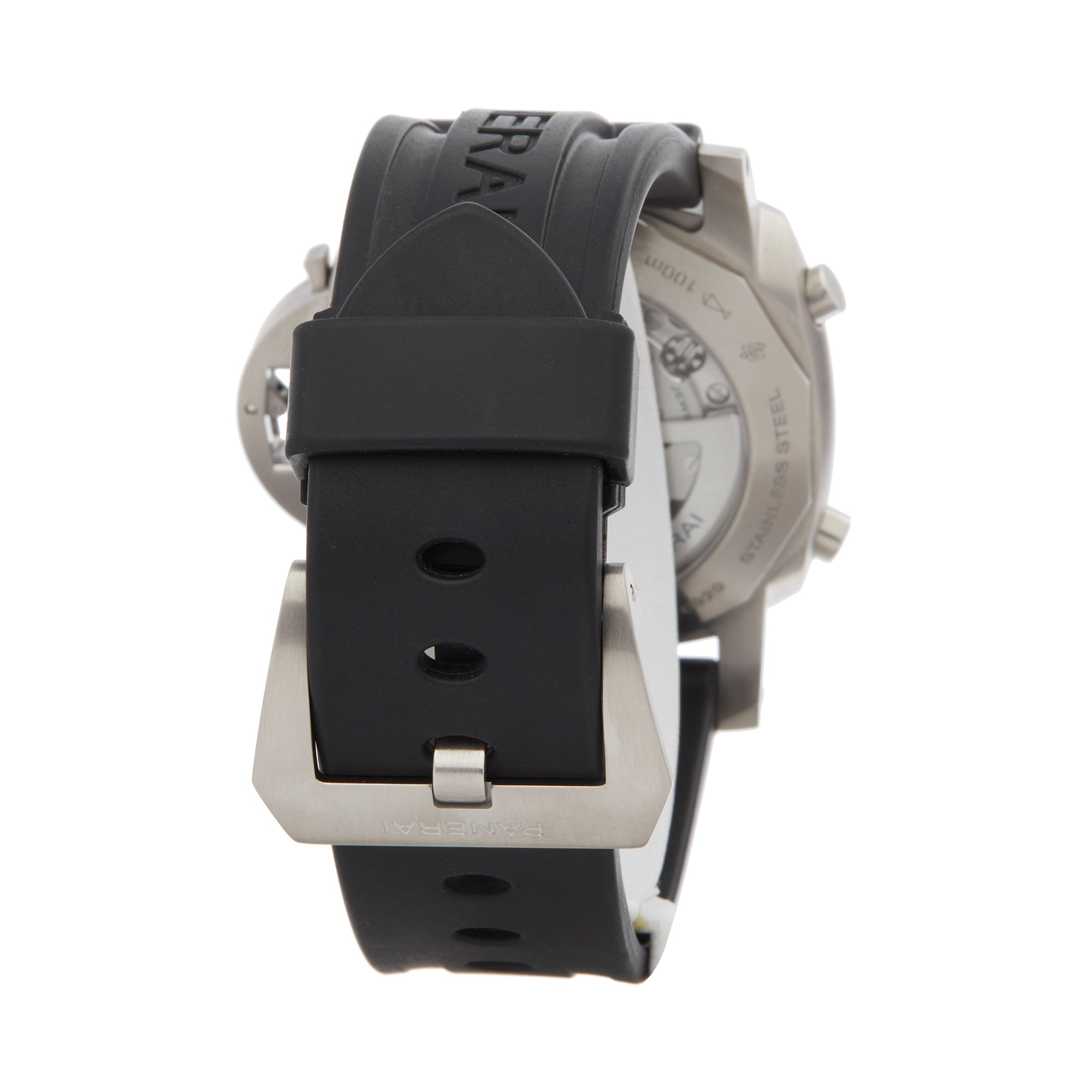 Panerai Luminor Chronograph Stainless Steel PAM00524
