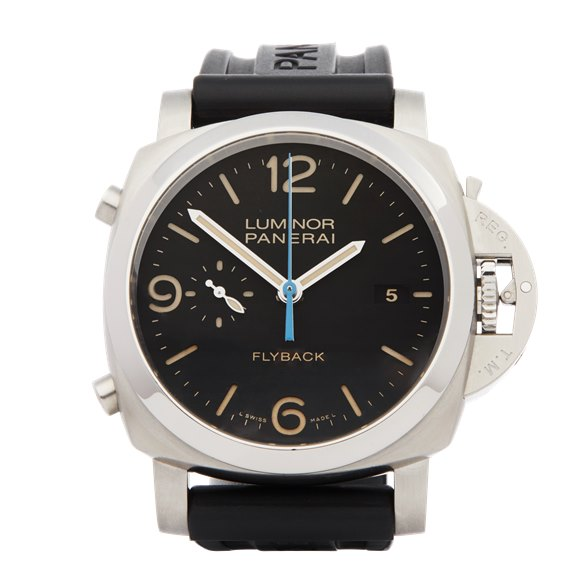 Panerai Luminor Chronograph Stainless Steel - PAM00524