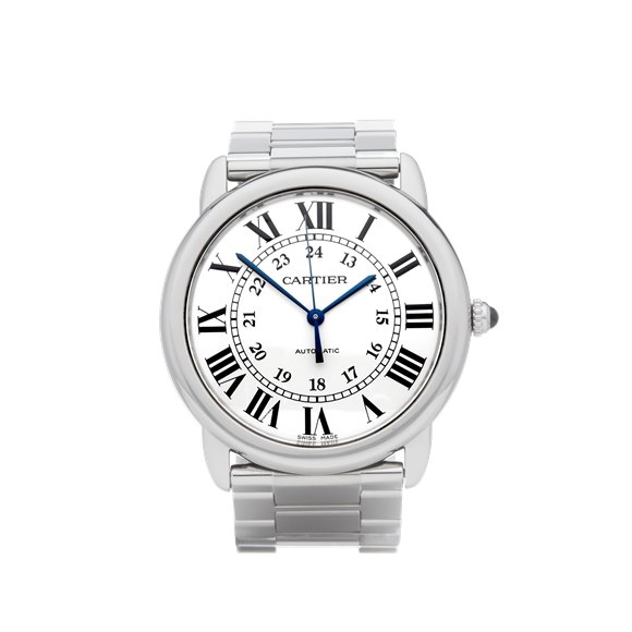 Cartier Ronde Solo Stainless Steel - 3939