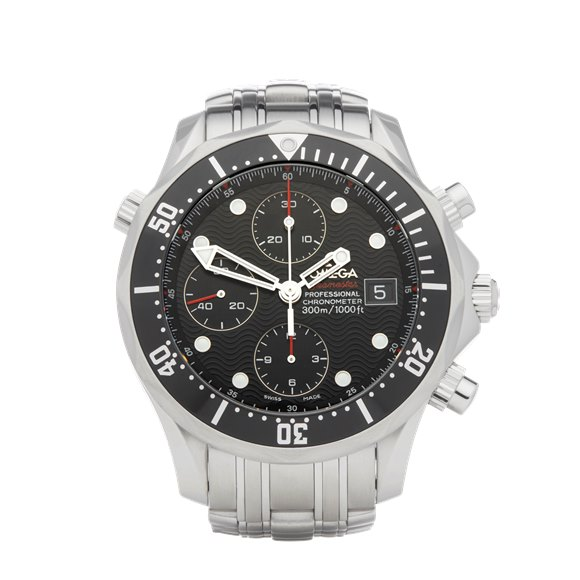 Omega Seamaster Chronograph Stainless Steel - 213.30.42.40.01.001