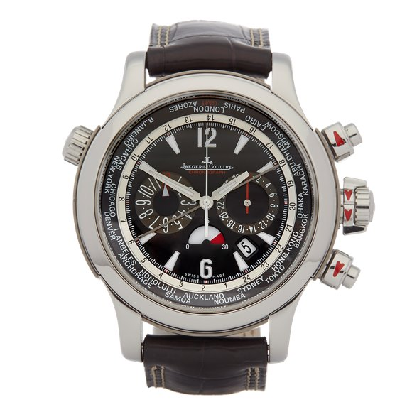 Jaeger-LeCoultre Master Compressor Stainless Steel - Q1768470 OR 150.8.22