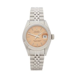 Rolex DateJust 26 Stainless Steel & White Gold - 69174