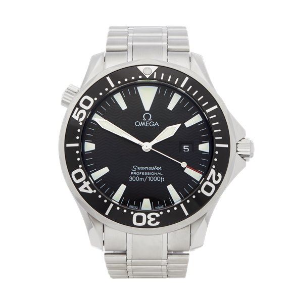 Omega Seamaster Stainless Steel - 2264.5