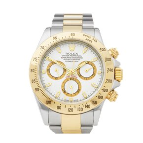 Rolex Daytona Chronograph Stainless Steel & Yellow Gold - 116523