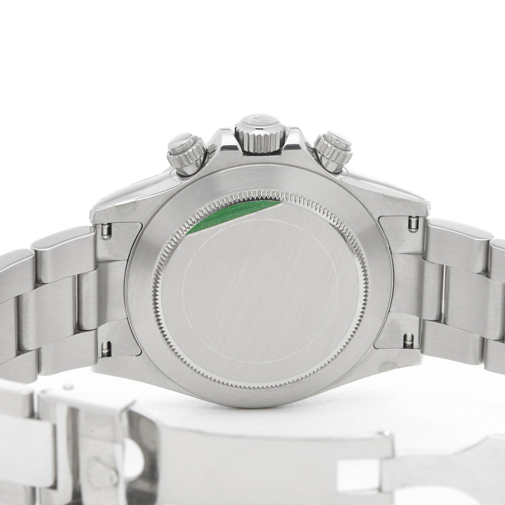 Rolex Daytona Chronograph NOS Stainless Steel 116520