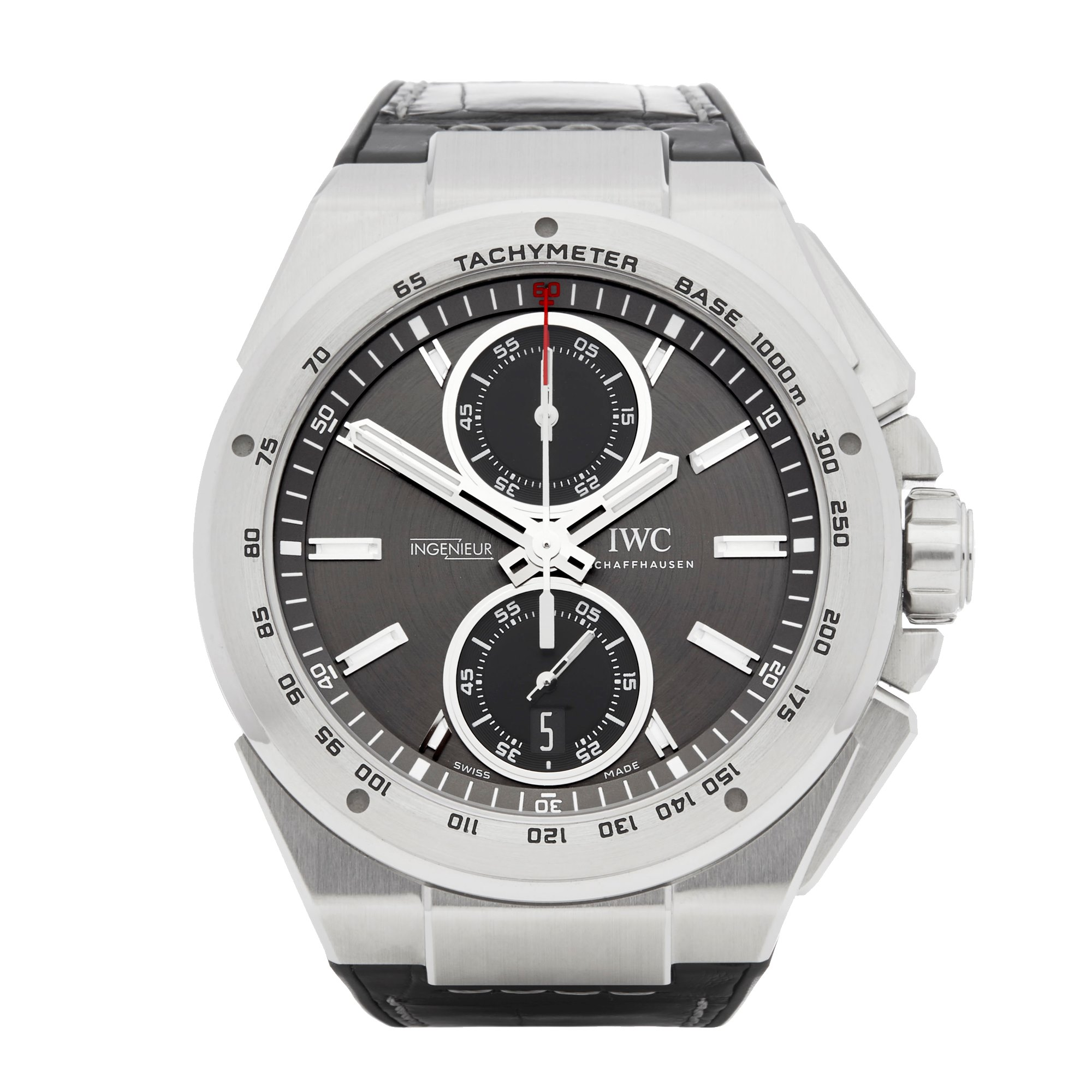 IWC Ingenieur Chronograph Stainless Steel 5197017
