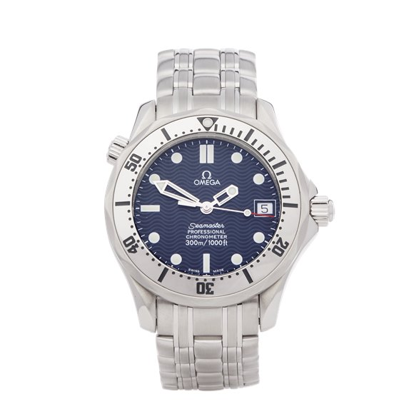 Omega Seamaster Stainless Steel - 2562.80.00