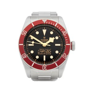 Tudor Black Bay State of Qatar Stainless Steel - 79230R