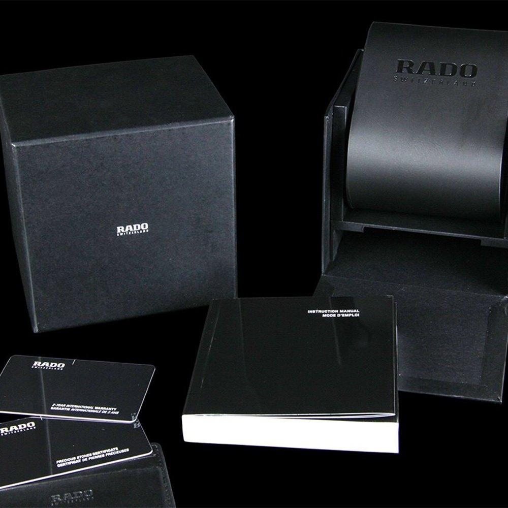 Rado Integral Jubilé Black Ceramic/Stainless Steel R20786752
