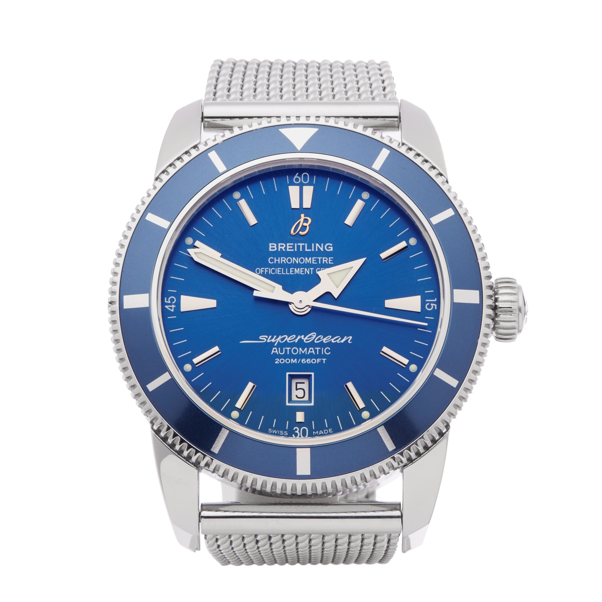 Breitling Superocean Stainless Steel A17320