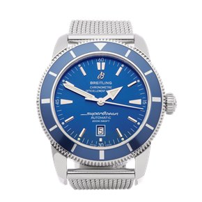 Breitling Superocean Stainless Steel - A17320