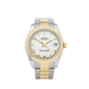 Rolex DateJust 31 Stainless Steel & Yellow Gold - 178243