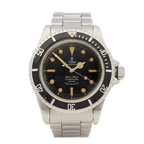 Tudor Submariner Stainless Steel - 7928