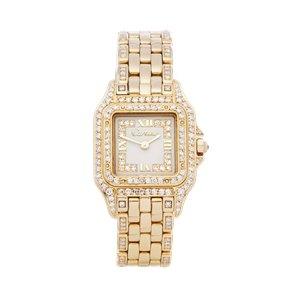 Cartier Panthère Diamond 18k Yellow Gold - WF3010FE or 1280
